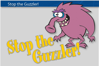 Stop the Guzzler